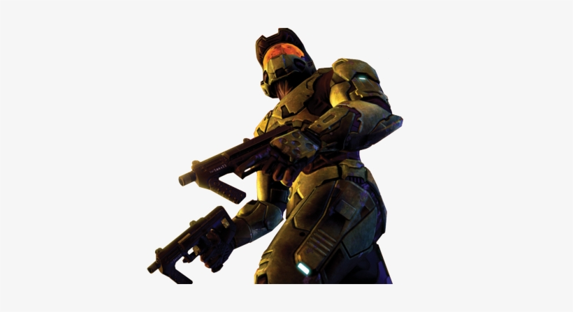 Master Chief Png Pic Master Chief Halo 2 Png 400x367 Png