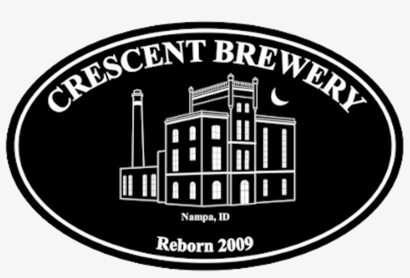 click to enlarge crescent brewery nampa crescent brewery logo