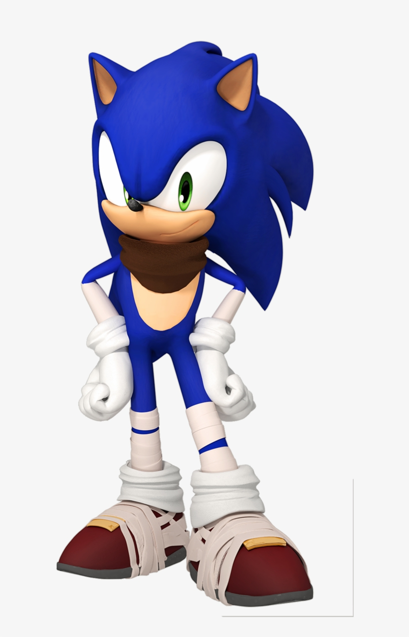 Sonic The Hedgehog Sonic Boom Sonic The Hedgehog Png 665x1202 Png Download Pngkit