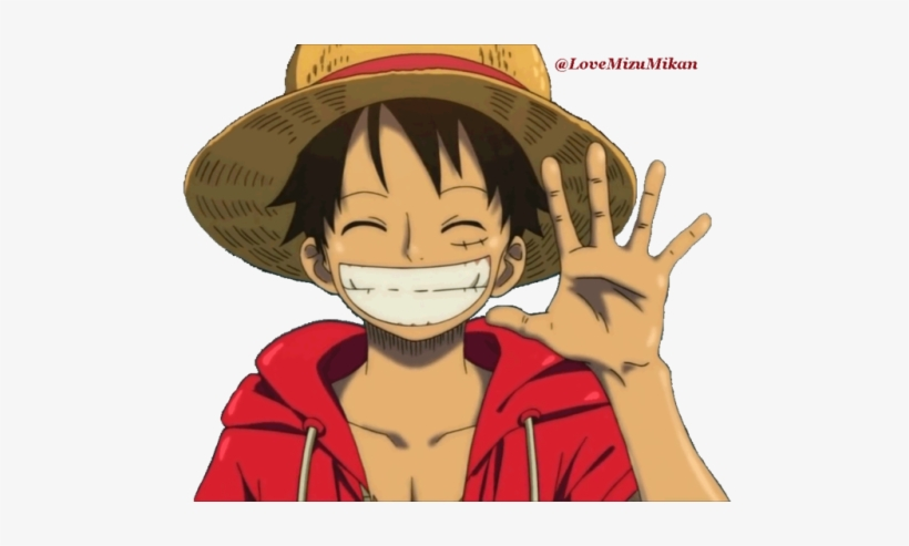 I M Luffy I Will Become The Pirate King Happy Monkey D