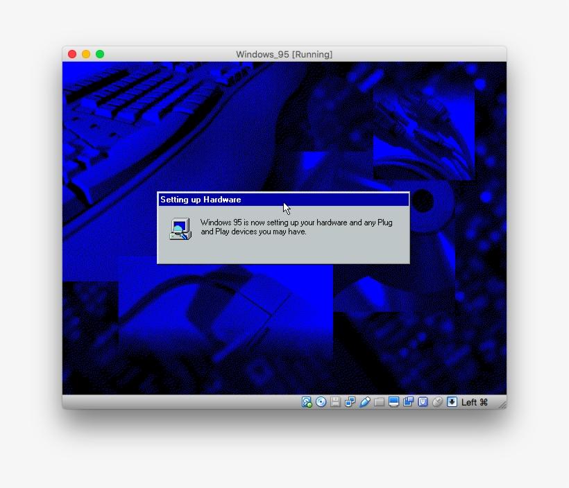 Starting Windows 95 - Windows - 752x635 PNG Download - PNGkit
