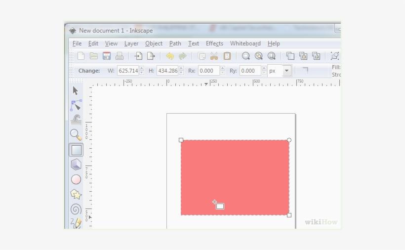 Image Titled Create Grungy Brushes Using Inkscape Step