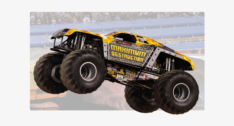 Monster Jam Grave Digger Png Max D Monster Truck Png 613x462 Png Download Pngkit