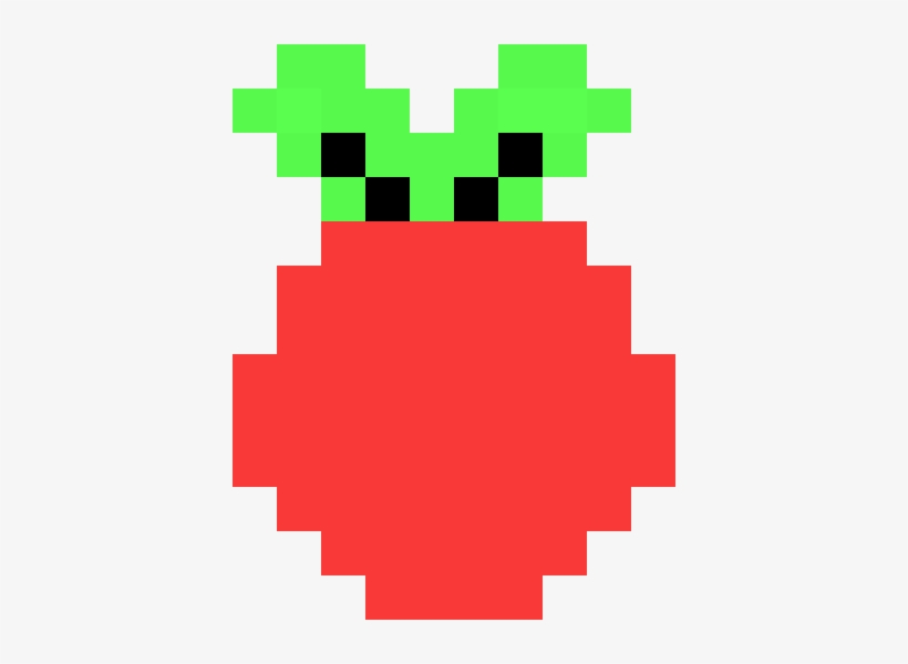 Raspberry Pi Logo - Bit - 400x520 PNG Download - PNGkit