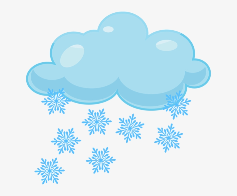 Snow weather. Snowfall png pic snowy