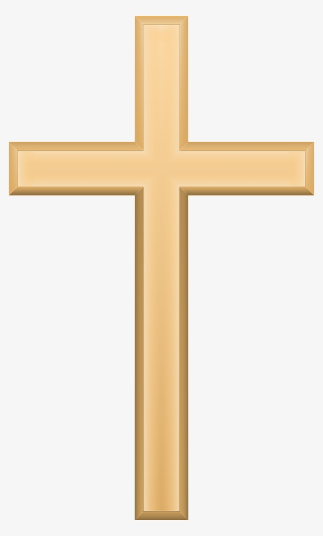 Gratis Afbeelding Op Pixabay - Gold Cross No Background