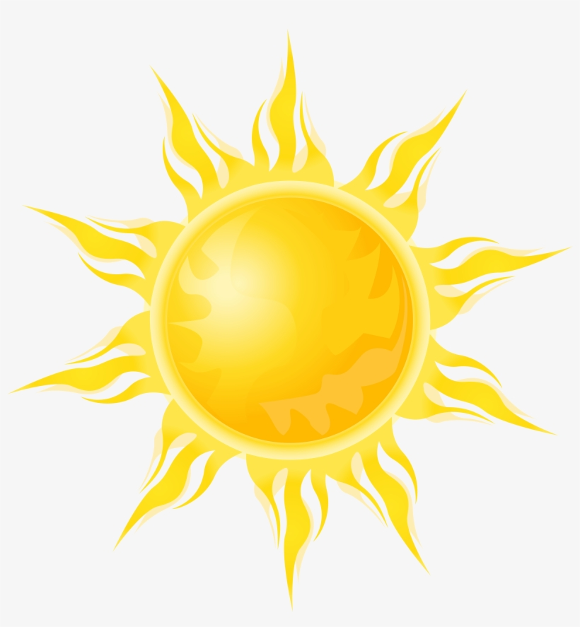 Transparent Sun Clipart Gallery Yopriceville High Quality Clip Art Realistic Sun 4981x5192 Png Download Pngkit