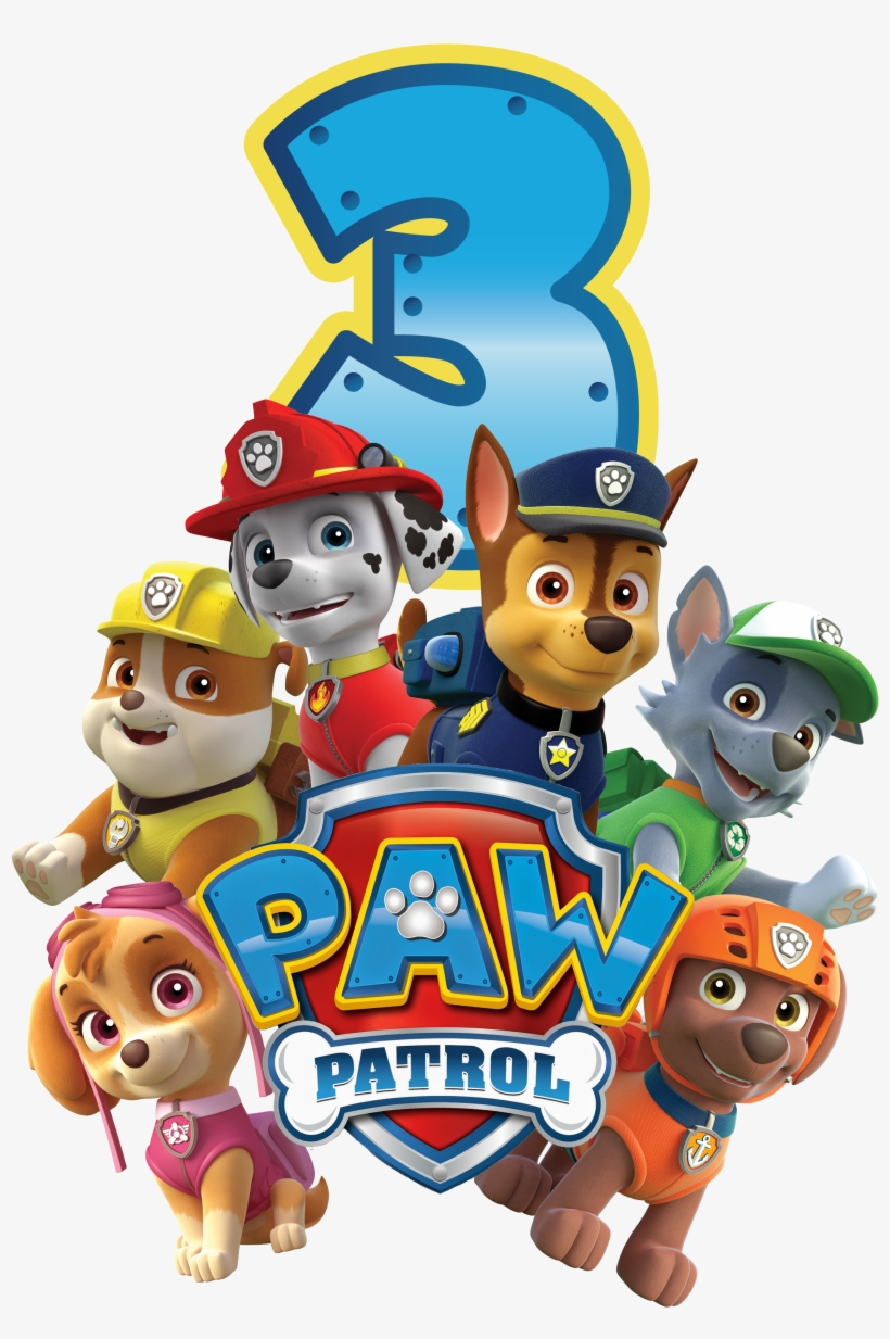 Pin By Kleemilk On Paw Patrol Paw Patrol Birthday Png