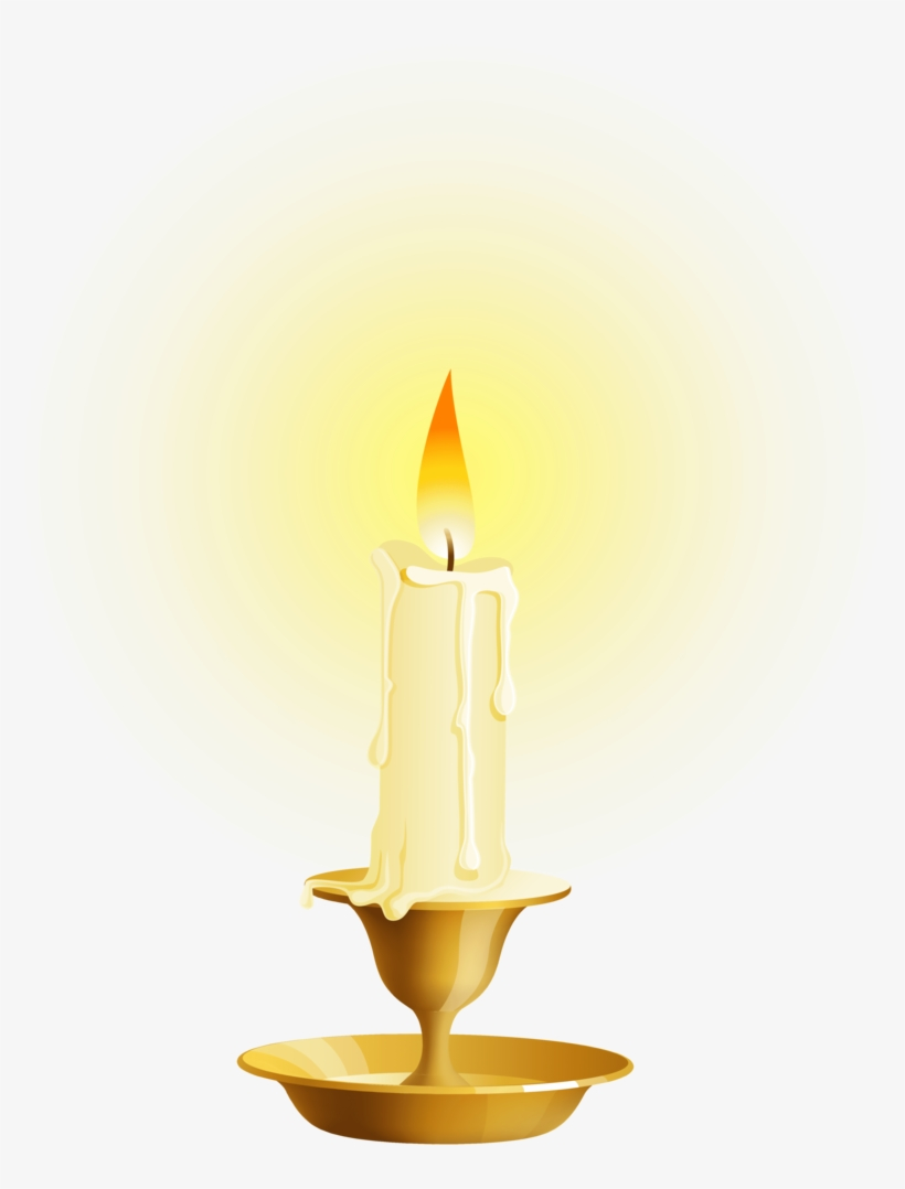 Yandex Disk, White Candles, Burning Candle, Art Images, - Candle