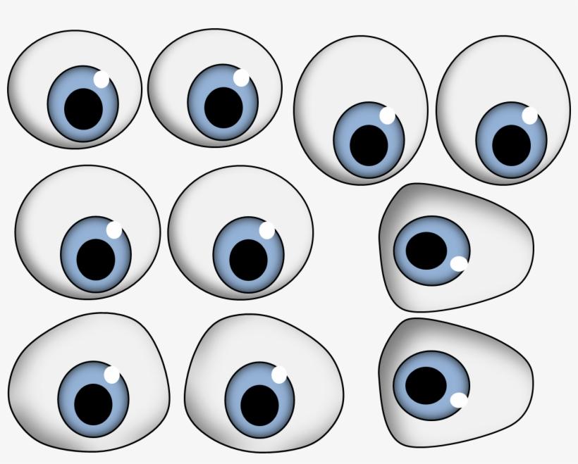 Blue Eyes Fish Eye Cartoon Drawing 1461x1104 Png Download Pngkit