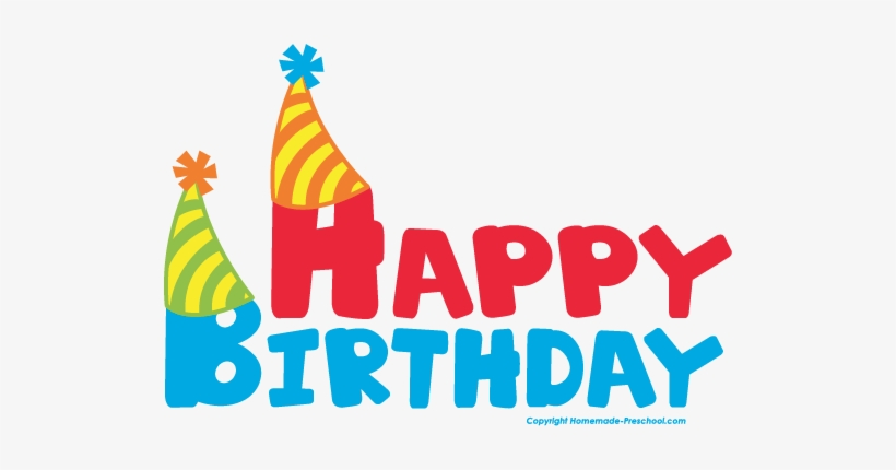 Happy Birthday Hat Clipart Clipartfest