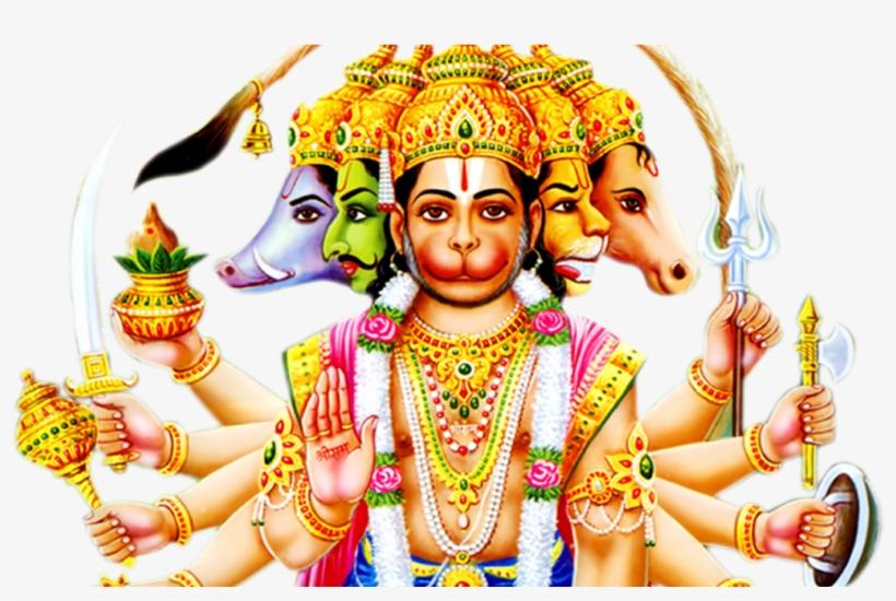 Hanuman Png Background Image Lord Hanuman Good Morning 1024x538