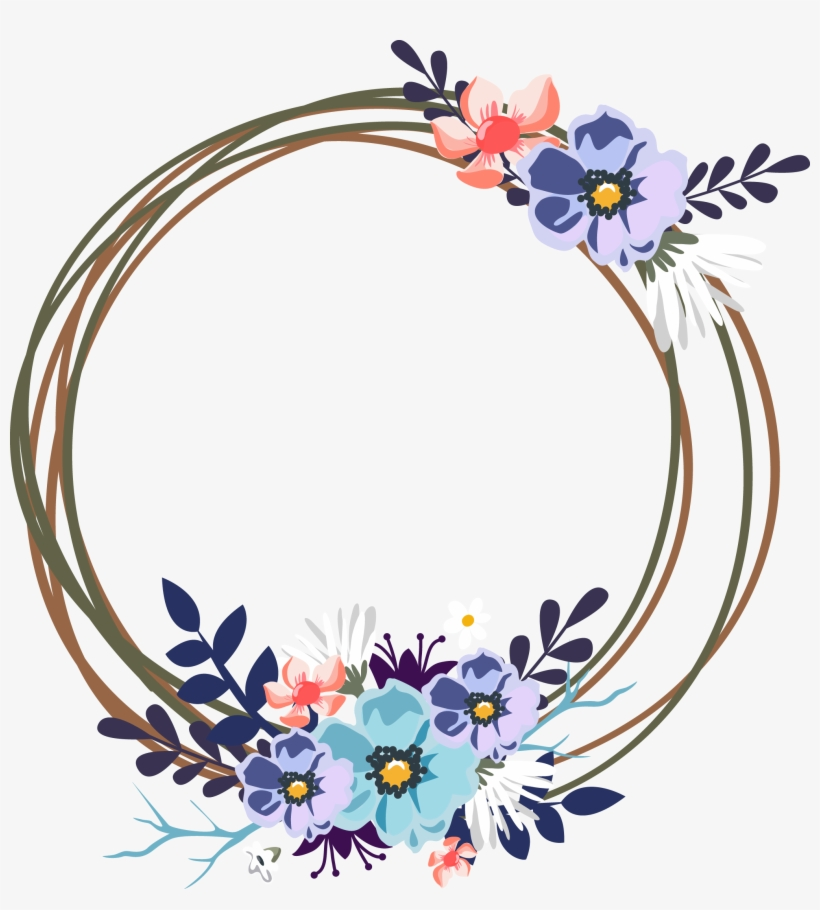 Valentinegoldframe Png 684 691: Wedding Invitation Clip Art