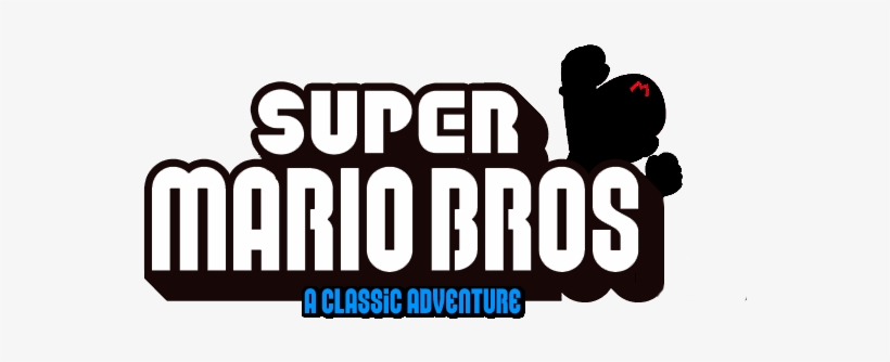 New Super Mario Bros Ds Logo 630x260 Png Download Pngkit
