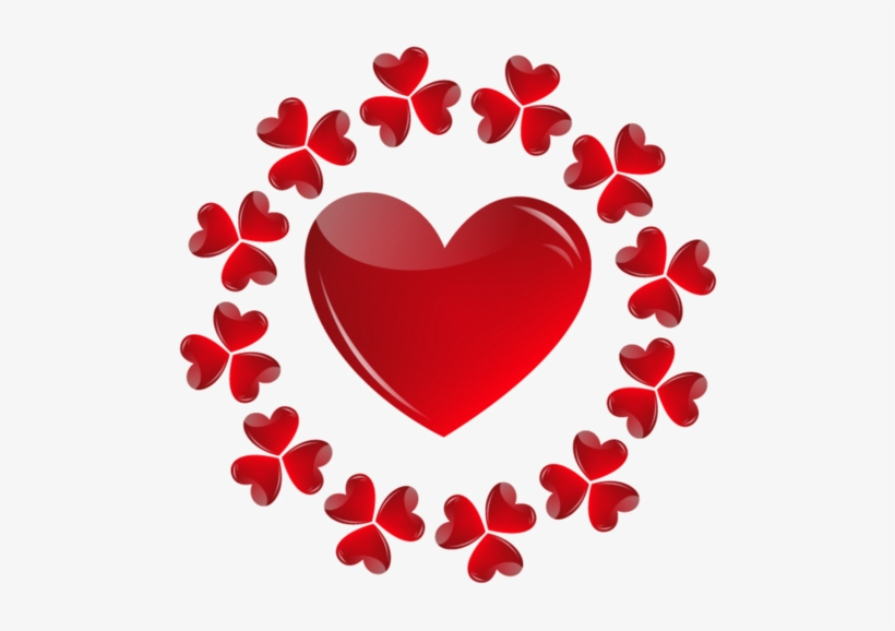 Heart Tube, Png Heart Clip Art, Heart Pics - Love