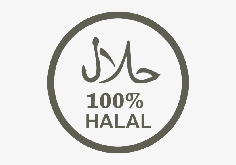 Logo 100 Halal Png Keep Calm The Count Down 492x492 Png Download Pngkit