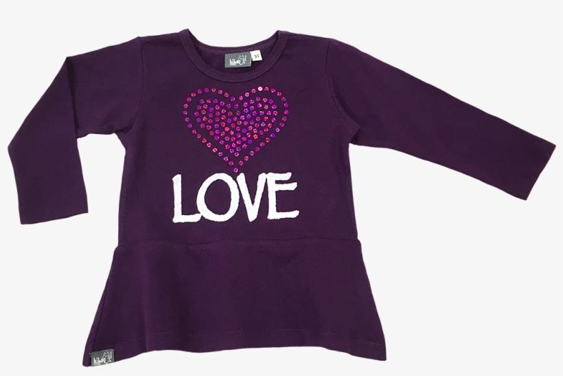 4588c9ff9eb3 Purple Heart Top - Long-sleeved T-shirt