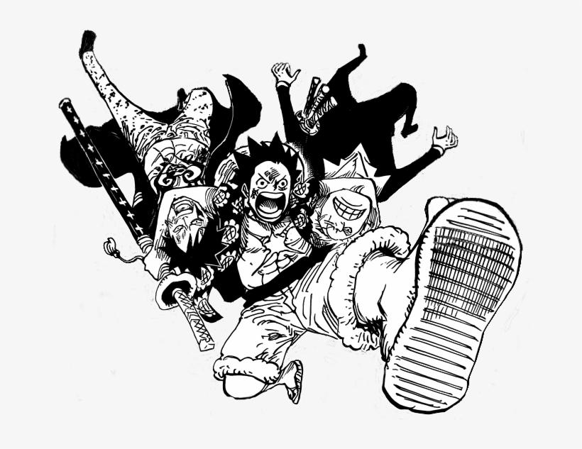 Portgas D Ace Manga