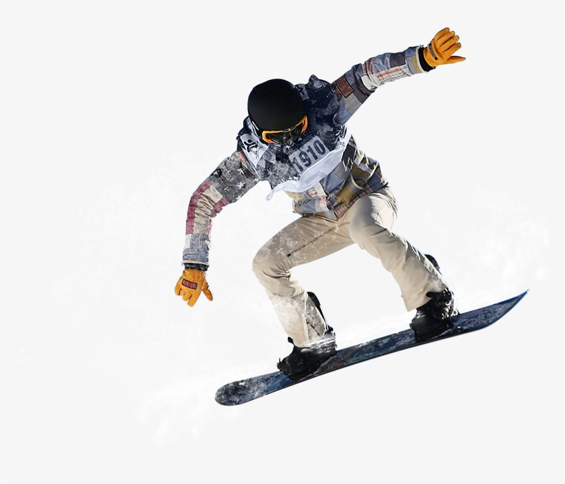 Snowboarding Jumping Png Clipart Snowboarder Png 778x622 Png Download Pngkit