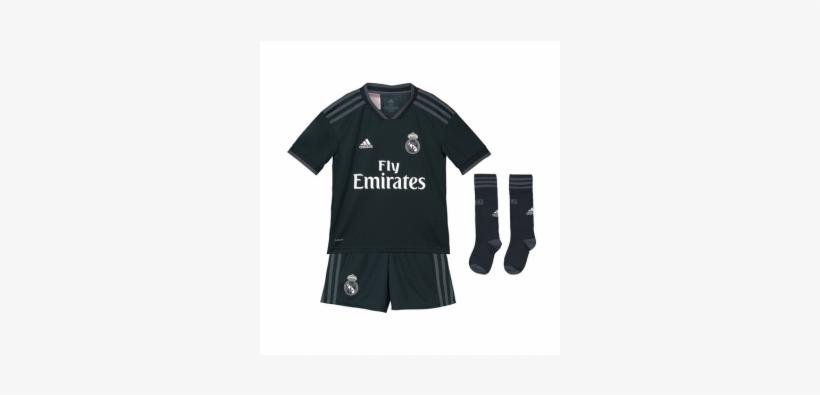Real Madrid Away Kit 2018/19 - Real Madrid Kits 2018 19 - 300x400