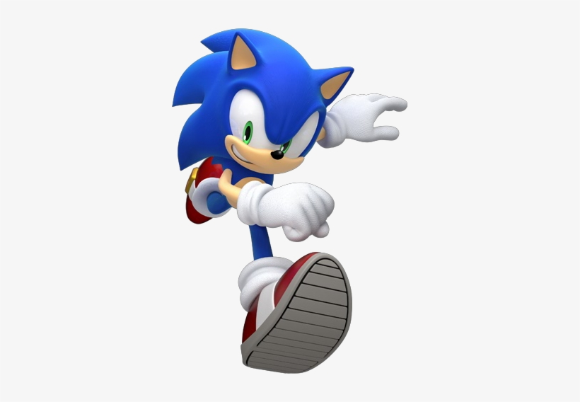 Sonic Modern Sonic The Hedgehog 333x488 Png Download Pngkit