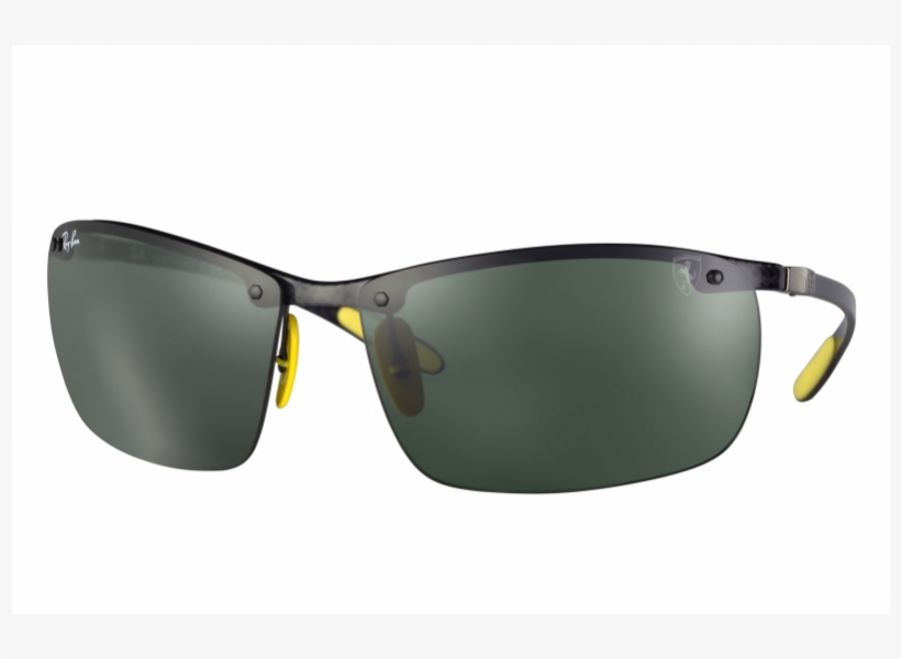 48e08f148d3 Ray Ban Scuderia Ferrari Collection Rb8305m F01071 - Ray-ban Man Sunglasses  Lead 64 Plastic