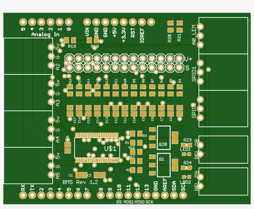 Arduino Bms Shield - Electronics - 1084x843 PNG Download - PNGkit