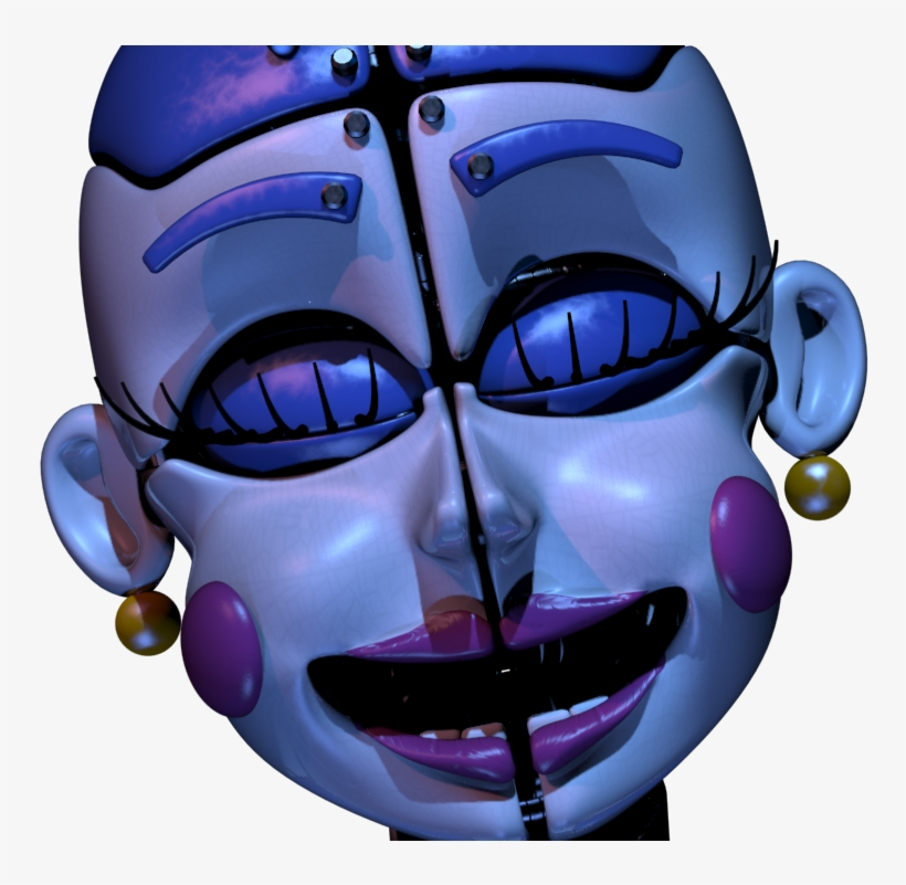 File History Fnaf Sister Location Characters Jumpscare 1280x720 Png Download Pngkit