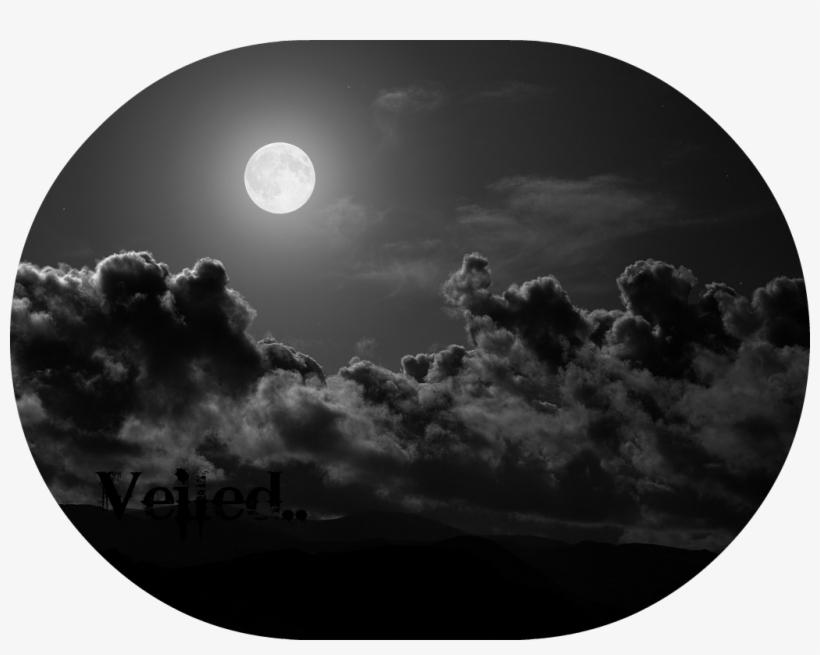 Dark Sky Moon Wallpapers Background Pictures Dark Nature 1024x768 Png Download Pngkit