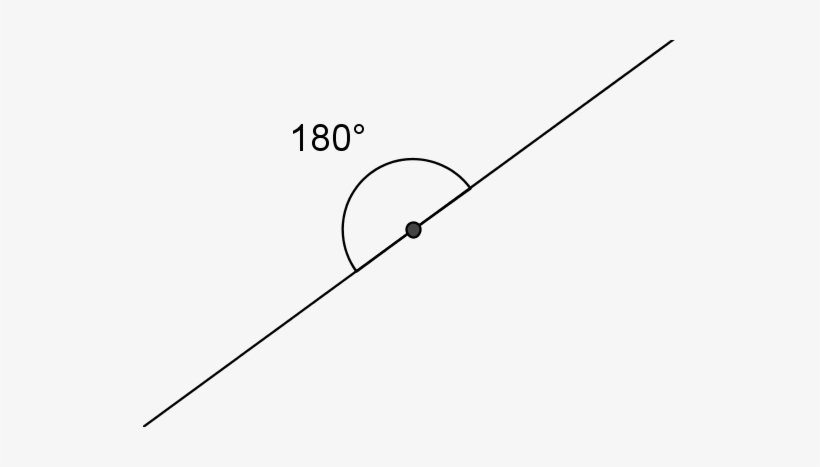 You Can Think Of A Straight Angle As A Half Turn, So - Cast
