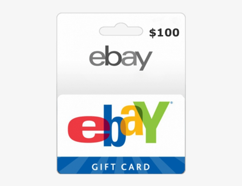 Picture Of Ebay 100 Ebay Gift Card Png 550x550 Png Download Pngkit