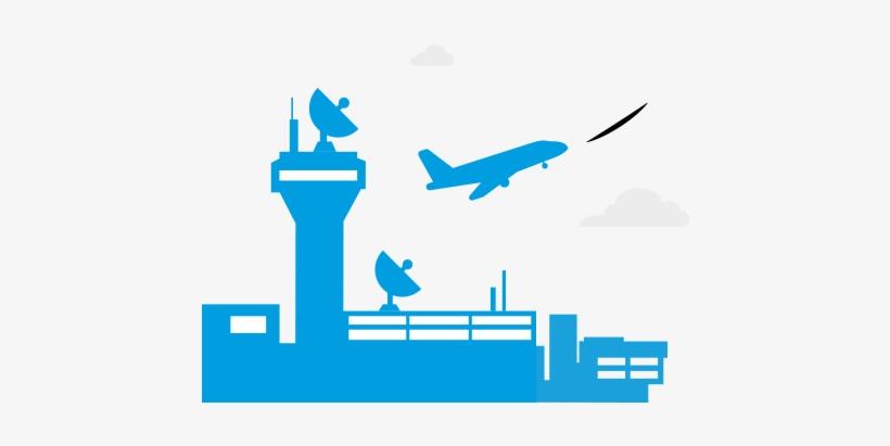 Airways Traffic Controller Career - Air Traffic Control Png