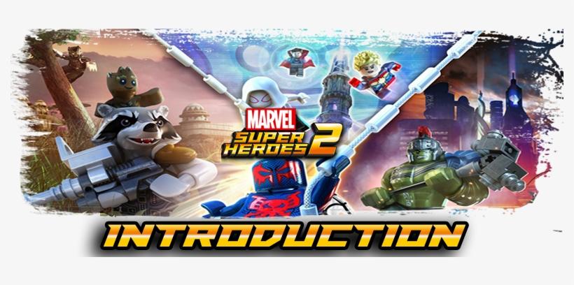 Lmsh2 Intro - Lego Marvel Super Heroes 2 Xb1 Xb One