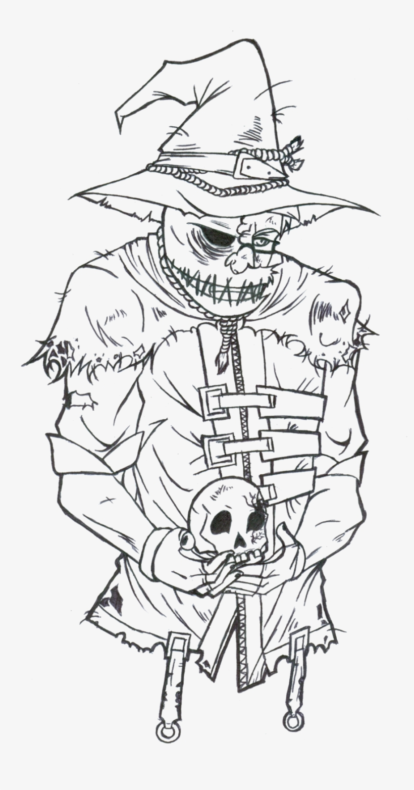 scarecrow coloring pages   Coloring pages, Batman coloring pages ...   1564x820