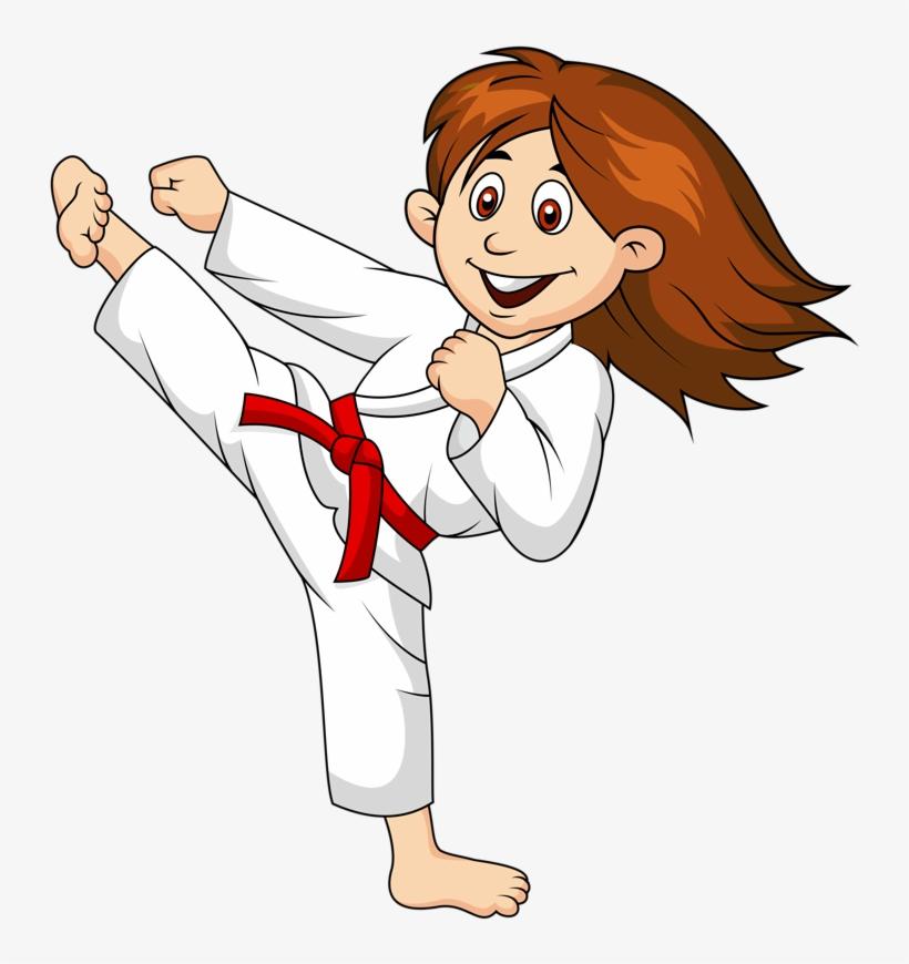 Png Pinterest Clip Martial Arts Clipart 734x800 Png Download Pngkit