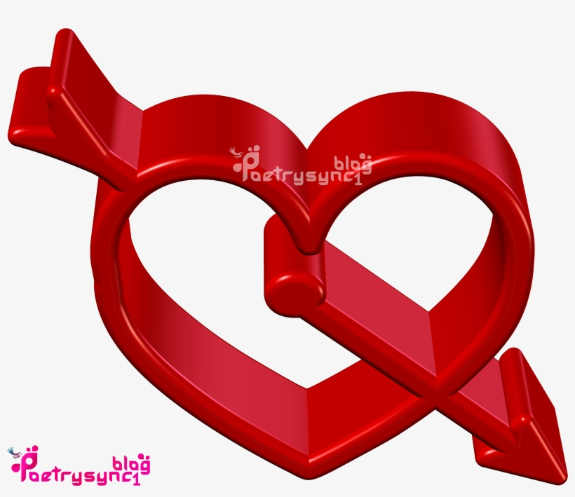 218 2183991 love 3d heart image wallpaper in red colour