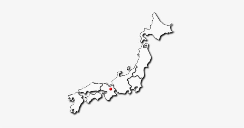 Kyoto Map Of Japan Shinjuku 365x350 Png Download Pngkit