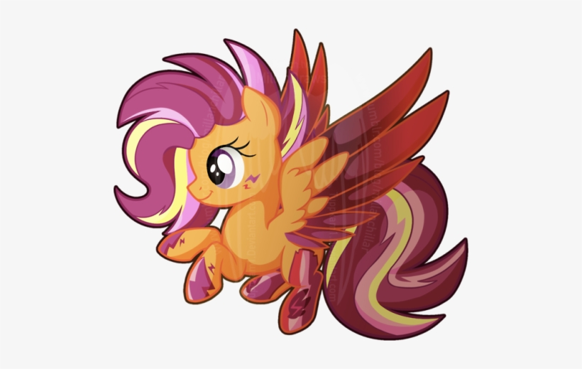Rainbow Powered Scootaloo My Little Pony Friendship Is Magic 500x440 Png Download Pngkit We got our cutie marks! rainbow powered scootaloo my little