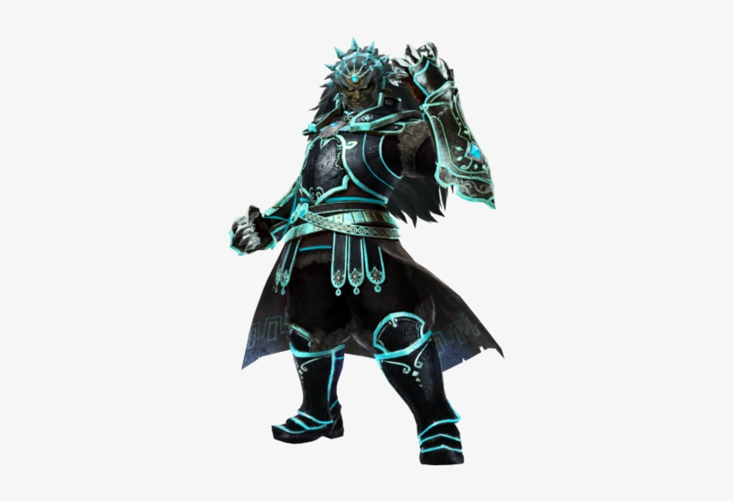 Hyrule Warriors Legends Ganondorf Standard Armor Legend Of