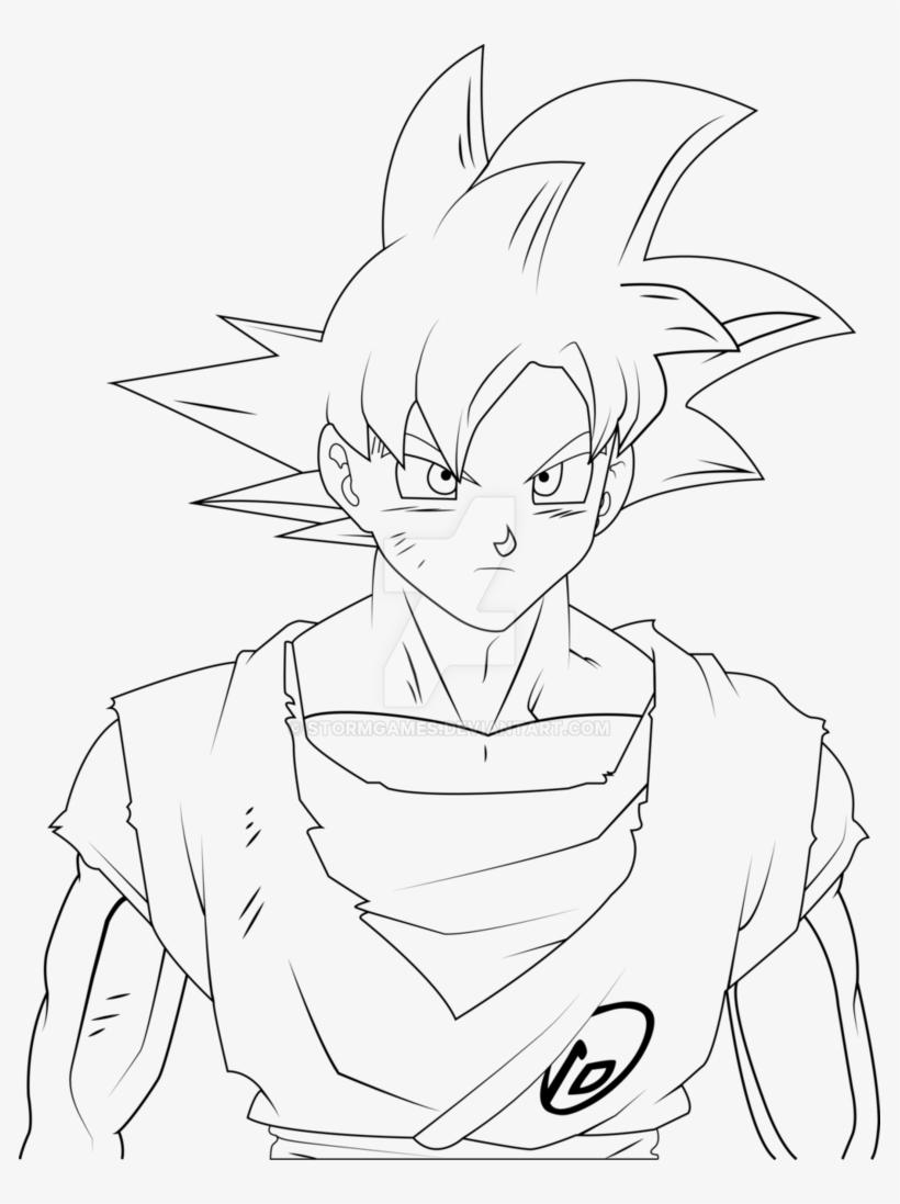 Goku Super Saiyan God Drawing At Getdrawings Super Saiyan