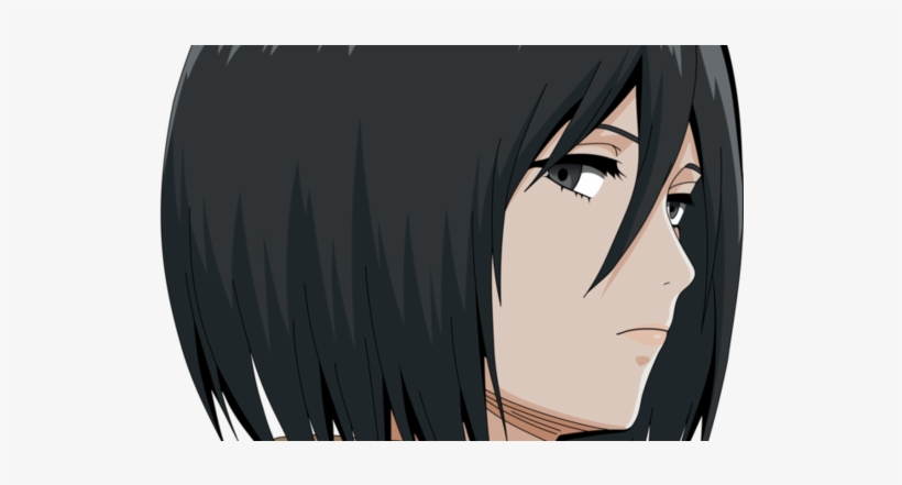This Is My Temple Mikasa Ackerman My Religion Mikasa Ackerman Face Png 640x360 Png Download Pngkit