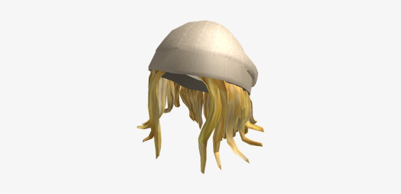 Blond Athlete Blonde Surfer Hair Roblox 420x420 Png Download