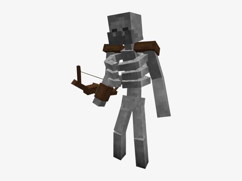 Minecraft Transparent - Minecraft Mutant Skeleton ...  Minecraft Cute Skeleton