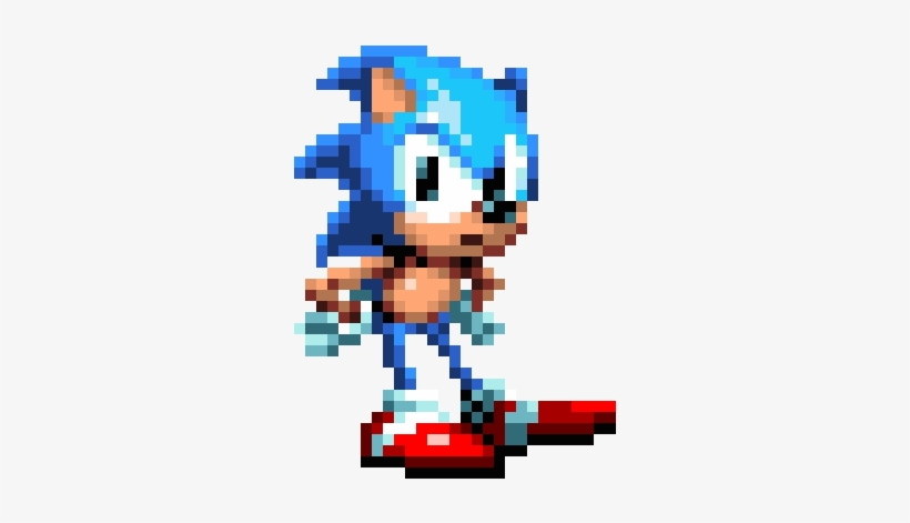 Sonic Mania Sonic Mania 16 Bit 490x490 Png Download Pngkit