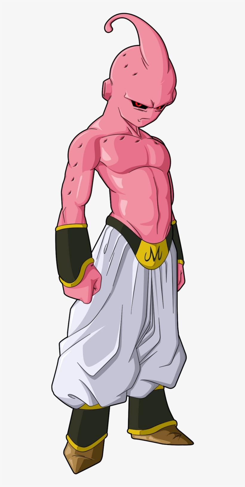 Kid Buu Dragon Ball Z Xxxtentacion And Dragon Ball Z 646x1600