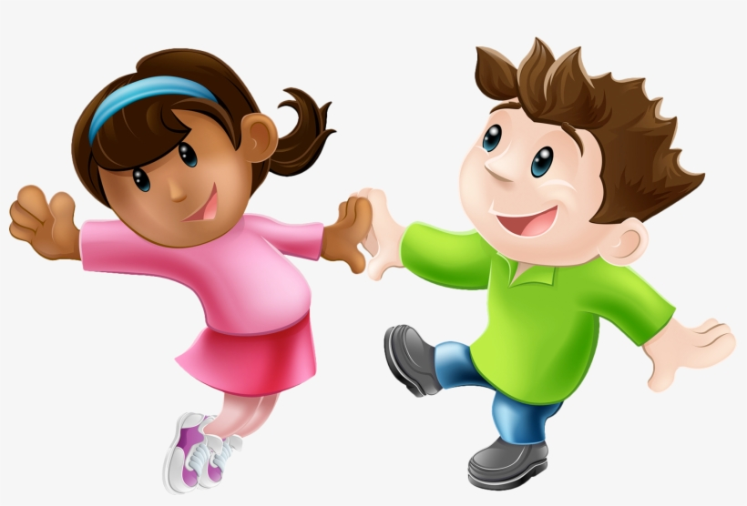 The Gallery For Kids Playing Png Dance Cartoon 1802x1136 Png Download Pngkit