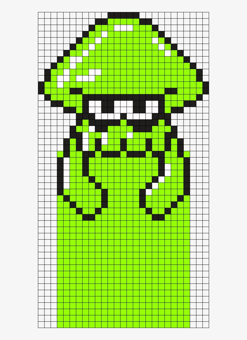 Splatoon Squid Perler Bead Pattern Bead Sprite Splatoon