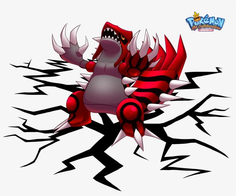 383 Groudon In Our Pokemon Generation Iii Art Tribute