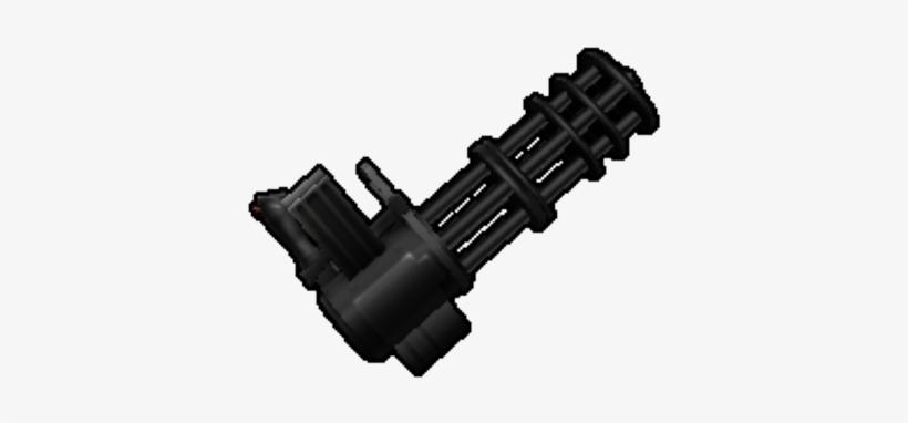 Minigun Wikipedia Minigun Game Pass Roblox 420x420 Png Download Pngkit