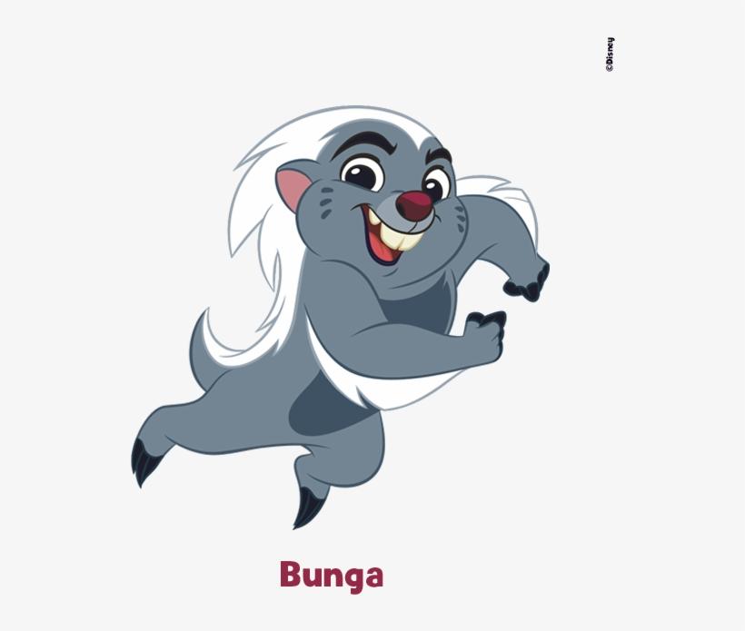 Bunga Is The Adoptive Nephew Of Timon And Pumbaa Kion S Topo De